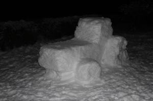 snötraktor
